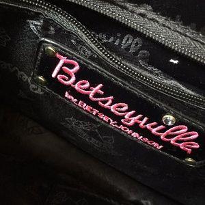 "Betsey Johnson Bags - Betseyville ""call me"" telephone purse."